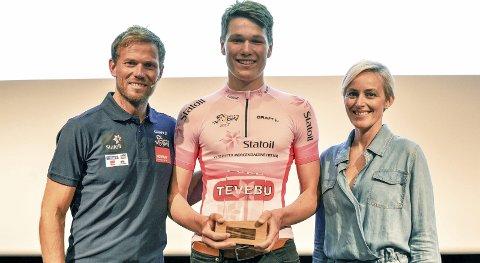 Årets talent: Søren Wærenskjold, er tatt ut til VM i Bergen, samen med Andreas Leknessund (innfelt).