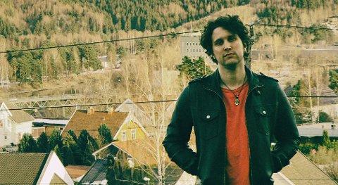 KONSERTSERIE: Anders Dahlberg skal ut på veien med musikken sin i sommer.