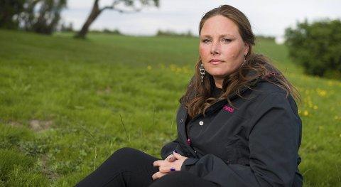 Har satt mobbing på dagsordenen: Leserne har stemt fram Katrine Olsen Gillerdalen til «Årets romeriking». Lørdag ettermiddag er det offisiell kåring på Hovedscenen på Torvet. FOTO: VIDAR SANDNES