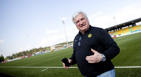 Veldig overrasket: Daglig leder Cato Strømberg i Ull/Kisa fotball ante ingenting om at klubben ikke fikk en krone av de den nesten halve millionen de søkte om av regjeringens første krisepakke.