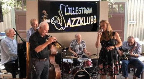 Undecided Jazzband med Solveig Borgen