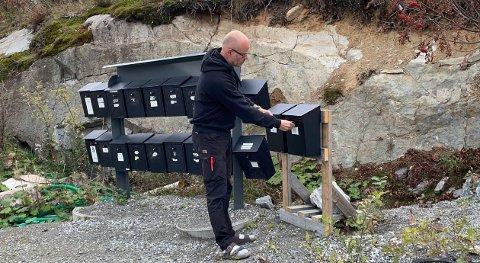 Terje Lillebråten fikk aldri fakturaene fra NAV på grunn av feil hos Posten.