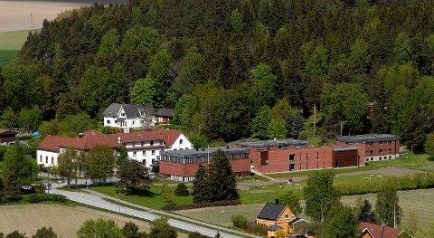POPULÆR: Skjeberg Folkehøyskole er populær og opplever nå nok et år med rekordsøkning.