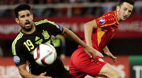Vår oddstipper har troen på Diego Costa og Spania i kveld.