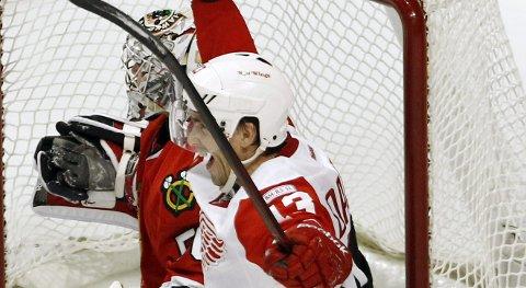 Detroit Red Wings har fått stjernespilleren Pavel Datsyuk tilbake på isen. Det tror vår oddstipper kan heve laget i de neste kampene.