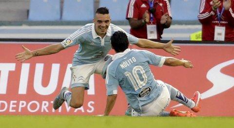 Vår oddstipper tror at Celta Vigo og Iago Aspas taper på bortebane mot Sevilla.