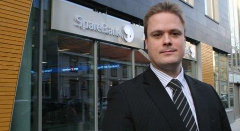 Privatøkonom i Sparebank 1 SMN Endre Jo Reite advarer mot bankenes forbrukslån. Foto: Haakon Jensen (Sparebank 1 SMN)