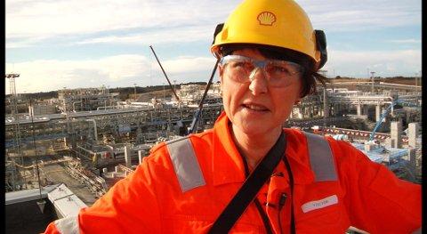 – Vi ser ingen grunn til å gjøre endringer i Kristiansund på nåværende tidspunkt, sier Kitty Eide, kommunikasjonssjef for Shell drift og prosjekt i Norge.