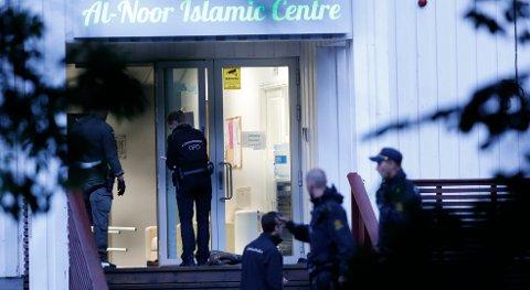 Islamsk Råd Norge mener skyteepisoden i moskeen i Bærum lørdag er et resultat av muslimhat.