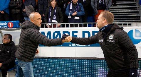 Lars Bohinen og Sarpsborg 08 var best mot Christian Michelsen og KBK søndag.