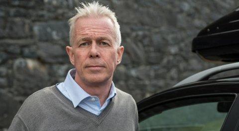 Arne Voll er kommunikasjonssjef i Gjensidige.