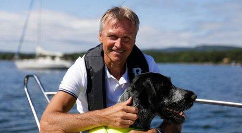 USIKKER: Ifs båtsjef Atle C. Strøm sier svarene i undersøkelsen viser at det kan være utfordrende å ferdes til sjøs.