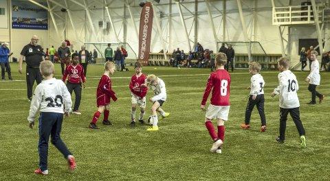 Cup: 260 unge var med da cupen ble arrangert i fjor.