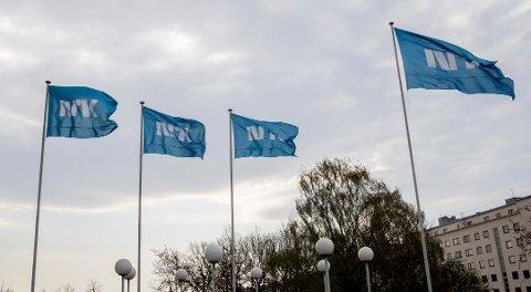 NRK-lisensen fjernes. Her NRK-bygget på Marienlyst.