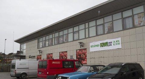NY KIWI: 26. november opnar Kiwi ny butikk i Kvassnesvegen i Knarvik.