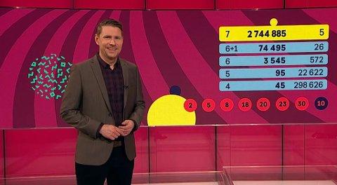 Lørdag ble det fem nye Lotto-millionærer.