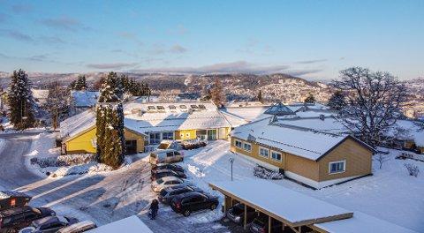 Fjell bo- og servicesenter er det hardest rammede sykehjemmet i hele Norge. 17 beboere har mistet livet etter å ha fått påvist smitte. Det første tilfellet ble påvist 11. desember.