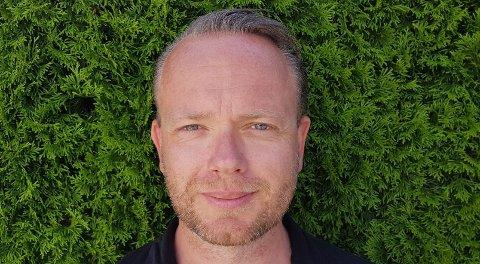 Torben Bjørke-Henriksen.