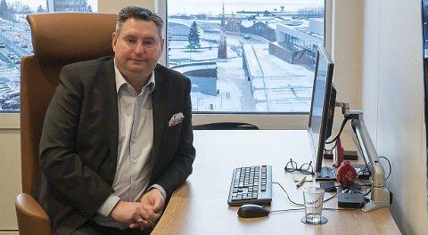 ORDFØRER: Rune Edvardsen varsler tjenestekutt om eiendomsskatt fra verker og bruk ikke blir kompensert. Interessenorganisasjonen for vannkraftkommunen slår alarm.