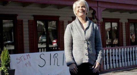 Solfrid Sivertsen i Westenbyen håper at 800 personer kommer for å følge Idol-finalen.
