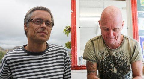 Alfred Johnsen og Runar Olsen står på tredje og femte plass på lista til MDG.