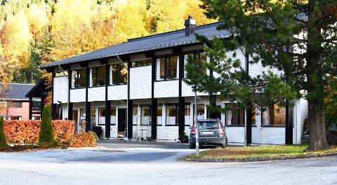 NEDLEGGELSE ER BESTEMT: Her er døgnenheten ved det distriktspsykiatriske senteret i Bredebygden ved Otta.
