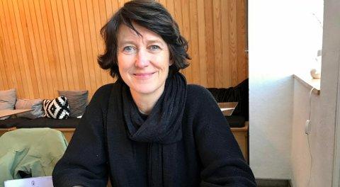 OPPLØSE: Fylkesvaraordfører Aud Hove vil at Hedmark og Oppland går hver for seg.