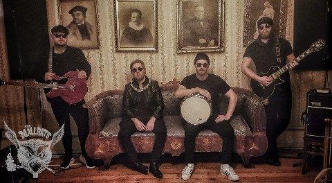 KONSERT:  The MallRats, bestående av Andreas Buckholm, Sindre Lindhaugen, Marius Andreassen og Krister Strudahl, spiller på Feelgood den 16. mai. Totalt 40 billetter legges ut for salg.