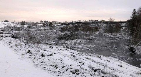 Alt skal undersøkes: Når ulykken i Gjerdrum nå skal gjennomgås, vil NGI stille det forskningsinstituttet har av kunnskap til rådighet. Foto: NGI