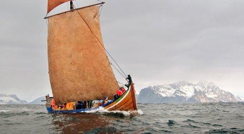 """""""Vågar"""" har i mange år vært å se i både Vestfjordseilasen og på andre nære og fjernere turer."""