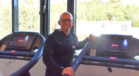 Optimist: Magne Johansen driver Family Sports Club på Leknes gjennom selskapet Lima Leknes AS. De har nå fått 122.000 i støtte fra staten for å takle koronakrisen.