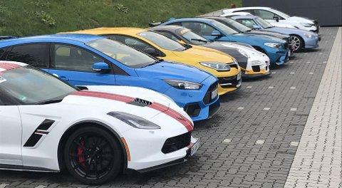 En rekke bil- og dekkprodusenter har testsenter knyttet til området rundt Nürburgring. Det er det ultimate sted å sette produkter på prøve.