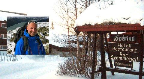 VIL HA NY SJEF: Jordi Somers er ny styreleder i Destinasjonsdrift AS, som nå ser etter ny Daglig leder og ny kokk på Spåtind fjellstue.