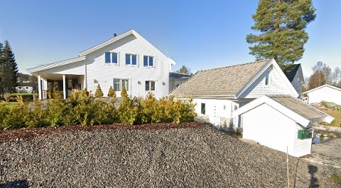 SOLGT: Huset i Prøvenvegen 6 på Raufoss var den dyreste eiendomsoverdragelsen i Vestre Toten i april.