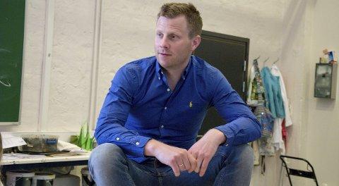 Stolt: Kulturskolerektor Endre Lindstøl er stolt over at så mange fra Larvik mottar Drømmestipend.