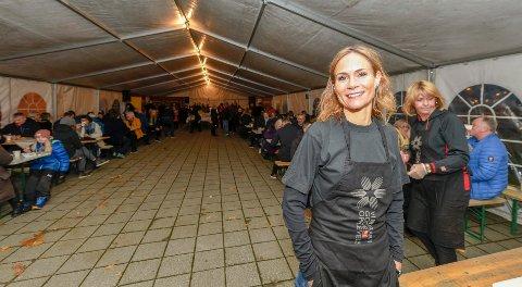 Markeds- og kommunikasjonssjef Majken Hauknes i Helgeland Sparebank melder at årets byfrokost er avlyst.
