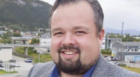 Direktør Ole Kolstad i Rana Utvikling, er ny styreleder i PLU.