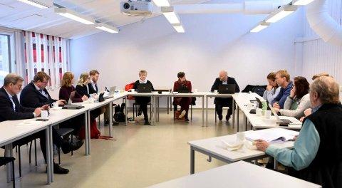 SKOLE: Hovedutvalg for kompetanse i Telemark fylkeskommune (foto Hanna Hekkelstrand)