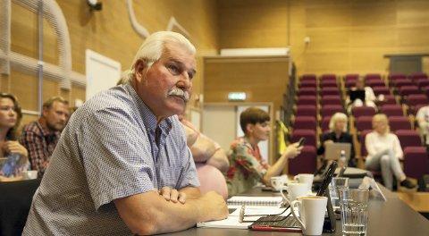 PÅ TOPP: Ivar Granum er foreslått som toppkandidat på Arbeiderpartiets liste til kommunevalget 2019.