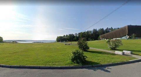 IDYLLISK: Holmenskjæret er et idyllisk sted både sommer som vinter.