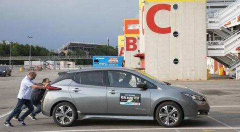 Nye Nissan Leaf kom ikke like godt ut av det i denne testen