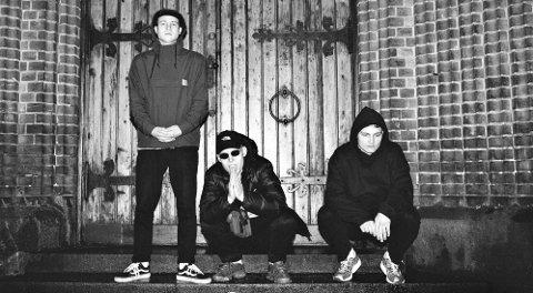 SUSHI X KOBE hentes fra rap-scenen i Bergen til Stellar Festival i Kristiansund.