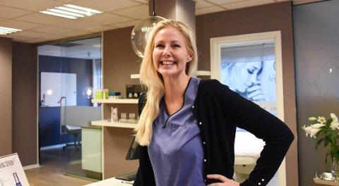 En annen sak som «setter fyr» på meg, er når noen kritiserer mine kunder, skriver artikkelforfatter Carina Mjønes.