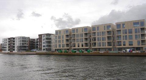 ØRSNES: Artikkelforfatter Paul Grøtvedt er enig med dem som sier at dette ikke er fin arkitektur, selv om han mener betegnelsen er noe forenklet.
