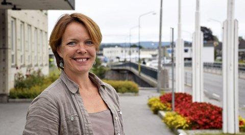 Marja Lyngra Høgås, styreleder i Norsk kulturforum Viken