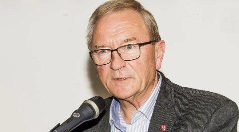 Eks-ordfører i Ås, Johan Alnes.