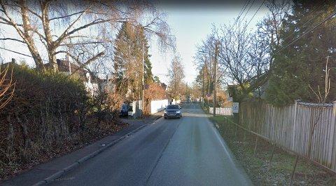 Blant annet her i Stasjonsveien vil fartsgrensen settes ned fra 40 km/t til 30 km/t.