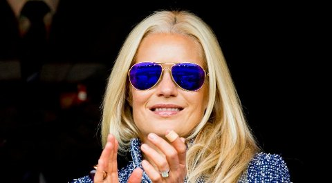 Celina Midelfart eier aksjer for rundt en kvart milliard kroner i Yara.  Foto: Vegard Wivestad Grøtt (NTB scanpix)