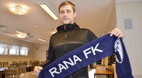 Latvieren Jevgenijs Sazonovs kommer fra Rana FK til Junkeren.