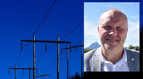 Arnt Winther og Lofotkraft ville gi nesten en milliard kroner for Nordlandsnett.